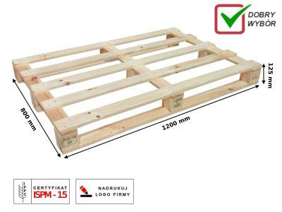 Paleta drewniana MR-100