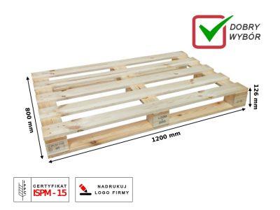 Paleta drewniana MR-106
