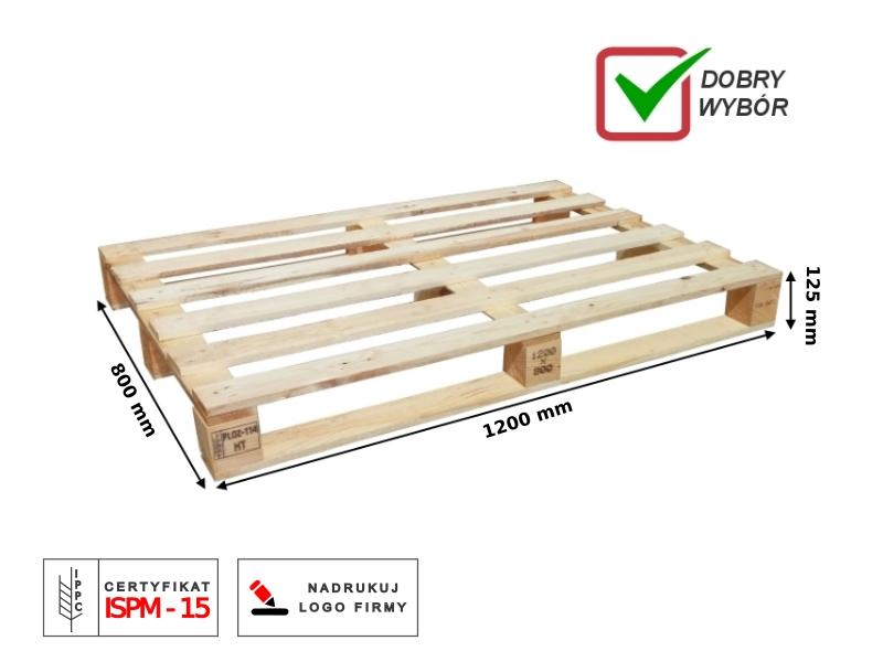 Paleta drewniana MR-131